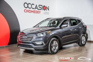 Used 2017 Hyundai Santa Fe Sport MAGS+CAM/RECUL+SIEG/CHAUFF+BLUETHOOTH for sale in Laval, QC