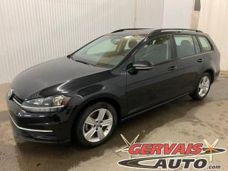 Used 2019 Volkswagen Golf Sportwagen 4MOTION AWD Caméra Bluetooth Mags *Traction intégrale* for sale in Trois-Rivières, QC