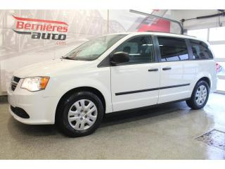 Used 2015 Dodge Grand Caravan SE for sale in Lévis, QC