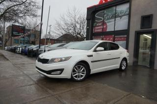 Used 2013 Kia Optima for sale in Laval, QC