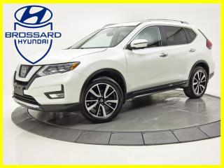 Used 2017 Nissan Rogue AWD SL CUIR TOIT PANO NAV CAM DE RECUL/360 for sale in Brossard, QC