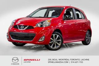 Used 2015 Nissan Micra SR Bluetooth Camera de Recule 2 Set de Pneus Nissan Micra SR 2015 for sale in Lachine, QC
