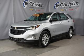 Used 2018 Chevrolet Equinox DEM A DISTANCE BLUETOOTH SIEGE CHAUFFANT for sale in Montréal, QC