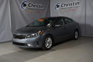 Used 2017 Kia Forte EX AUTO BLUETOOTH SIEGE CHAUFFANT CAM DE RECUL for sale in Montréal, QC