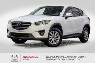 Used 2016 Mazda CX-5 GS Sieges Chauffants Toit Ouvrants Bluetooth Mazda CX-5 GS 2016 for sale in Lachine, QC