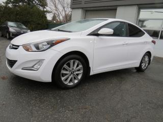 Used 2015 Hyundai Elantra ELANTRA SPORT TOIT OUVRANT MAGS AUTO A/C for sale in St-Eustache, QC