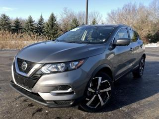 Used 2020 Nissan Qashqai SL AWD for sale in Cayuga, ON