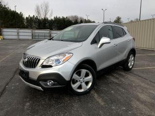 Used 2016 Buick Encore CONVENIENCE 2WD for sale in Cayuga, ON