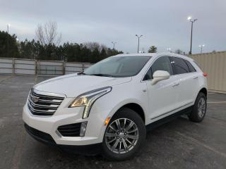 Used 2019 Cadillac XT5 AWD for sale in Cayuga, ON