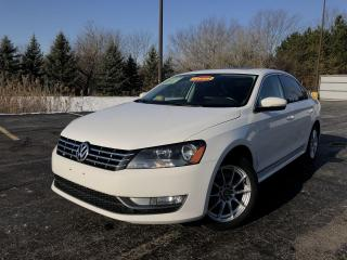 Used 2014 VW PASSAT TDI for sale in Cayuga, ON