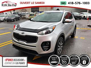 Used 2017 Kia Sportage EX* SIEGES CHAUFFANTS* CAMERA DE RECUL* for sale in Québec, QC