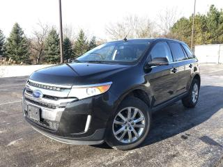 Used 2013 Ford Edge Limited AWD for sale in Cayuga, ON