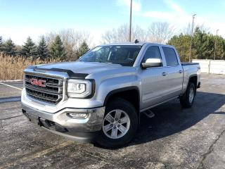Used 2018 GMC Sierra 1500 SLE CREW 4WD for sale in Cayuga, ON