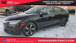 Used 2017 Honda Civic Touring for sale in Sorel-Tracy, QC
