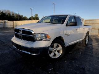 Used 2019 RAM 1500 Classic TRADESMAN CREW CAB 4WD for sale in Cayuga, ON