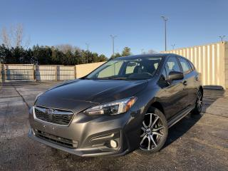 Used 2018 Subaru Impreza AWD for sale in Cayuga, ON