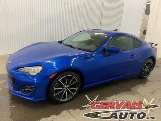 Used 2017 Subaru BRZ Sport Tech Caméra Cuir/tissus Bluetooth for sale in Trois-Rivières, QC