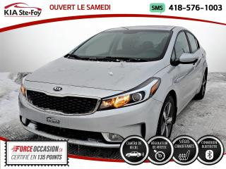 Used 2018 Kia Forte LX+* SIEGES CHAUFFANTS* CAMERA DE RECUL* for sale in Québec, QC