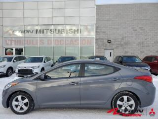 Used 2013 Hyundai Elantra GLS+A/C+MAGS 16+TOIT OUVRANT+BLUETOOTH+BANCS CHAU for sale in St-Hubert, QC