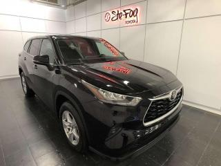 Used 2020 Toyota Highlander LE for sale in Québec, QC