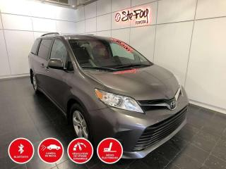 Used 2020 Toyota Sienna LE - FWD - 8 PASS. for sale in Québec, QC