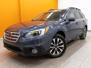 Used 2017 Subaru Outback 3.6R LIMITED AWD ALERTES SÉCURITÉ TOIT NAV *CUIR* for sale in St-Jérôme, QC