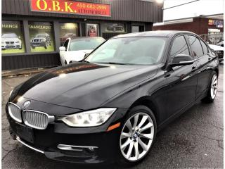 Used 2013 BMW 3 Series 320i xDrive-TOIT OUVRANT -SIEGES VOLANT CHAUFFANT for sale in Laval, QC