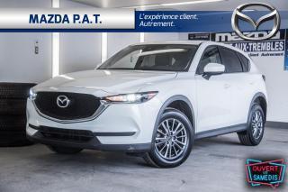 Used 2017 Mazda CX-5 AWD,AUTOMATIQUE,CAMÉRA DE RECUL,TOIT OUVRANT,GPS for sale in Montréal, QC