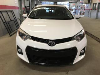 Used 2016 Toyota Corolla Berline 4 portes, boîte manuelle, S for sale in Val-David, QC