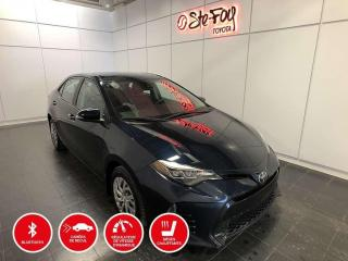 Used 2017 Toyota Corolla SE - CRUISE ADAPTATIF - SIÈGES CHAUFFANTS for sale in Québec, QC