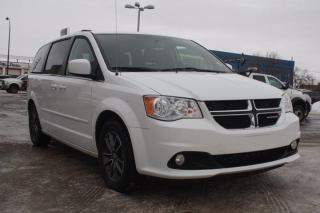 Used 2017 Dodge Grand Caravan SXT Premium Plus for sale in Swift Current, SK