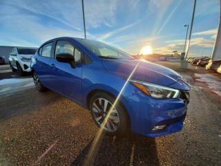 New 2021 Nissan Versa SR for sale in Swift Current, SK