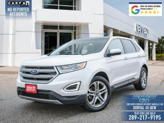 Used 2017 Ford Edge Titanium for sale in Oakville, ON