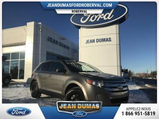 Used 2013 Ford Edge MODÈLE LIMITED AWD CUIR TOIT GPS KIT DE for sale in Roberval, QC