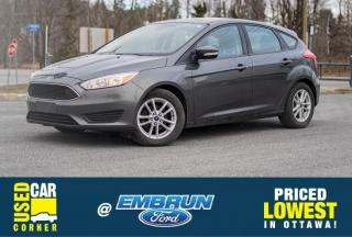 Used 2017 Ford Focus SE for sale in Embrun, ON