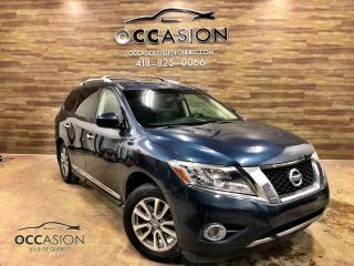 Used 2014 Nissan Pathfinder 4 RM 4 portes SL AWD 87000KM CUIR 7 PLAC for sale in Ste-Brigitte-de-Laval, QC