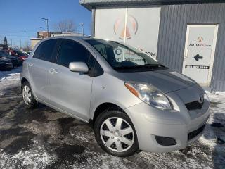 Used 2009 Toyota Yaris ***LE,HATCHBACK,PNEUS D'HIVER,ÉQUIPÉ*** for sale in Longueuil, QC