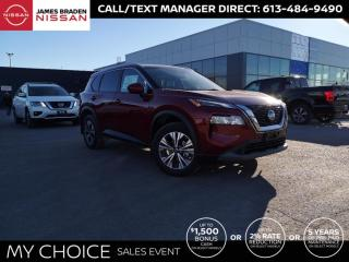 New 2021 Nissan Rogue SV PREMIUM AWD SV for sale in Kingston, ON