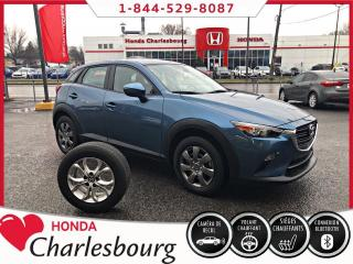 Used 2019 Mazda CX-3 GS 8 ROUES 8 PNEUS***16 504 KM*** for sale in Charlesbourg, QC