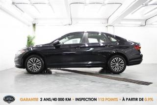 Used 2019 Volkswagen Jetta Man Highline 1.4 TSI + Toit + Keyless for sale in Québec, QC