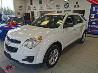 Used 2011 Chevrolet Equinox LS / FWD / AIR CLIMATISÉ / VITRE ELECTRI for sale in Sherbrooke, QC