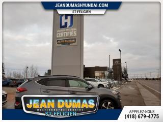 Used 2016 Hyundai Tucson MODÈLE LIMITED AWD CUIR GPS SIÈGE VOLANT for sale in St-Félicien, QC