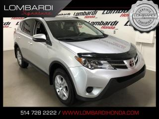 Used 2015 Toyota RAV4 LE|CAM|BLUETOOTH| for sale in Montréal, QC