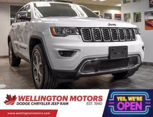Used 2020 Jeep Grand Cherokee Limited | Low Low Km's | Clean CarFax !! for sale in Guelph, ON