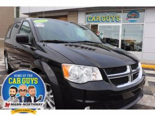 Used 2019 Dodge Grand Caravan SXT | No Accidents, Cruise Control. for sale in Prince Albert, SK