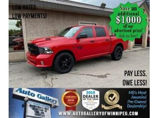 Used 2020 RAM 1500 Classic 1500* Classic/B.cam/B.tooth/Htd seats for sale in Winnipeg, MB