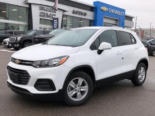 New 2021 Chevrolet Trax LS for sale in Brampton, ON