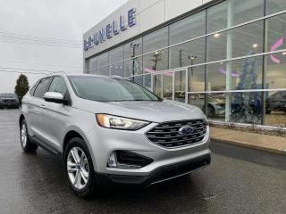 Used 2019 Ford Edge SEL AWD CUIR, GPS for sale in St-Eustache, QC
