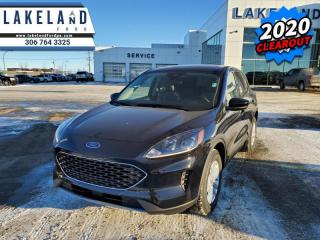 New 2020 Ford Escape SE 4WD  - Navigation - $202 B/W for sale in Prince Albert, SK