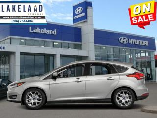 Used 2016 Ford Focus SE  - Bluetooth -  SYNC - $119 B/W for sale in Prince Albert, SK